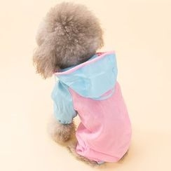 hipidog - Hooded Dog Rain Coat