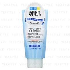Mentholatum - Hada Labo AHA+BHA Face Wash (Mild Peeling)