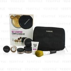 Bare Escentuals - BareMinerals Get Started Complexion Kit For Flawless Skin - # Golden Tan