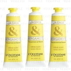 L'Occitane - Jasmin and Bergamote Hand Cream