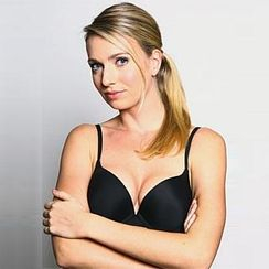 Breeze Comfort - Patented BASIC Perforated Padded Push-Up Bra