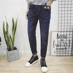 JORZ - Straight-Cut Jeans