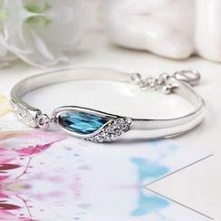 Kanae - Crystal Bangle