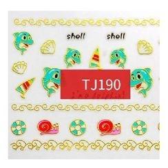 Maychao - Nail Sticker (TJ190)