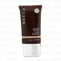 Becca - Matte Skin Shine Proof Foundation - # Fawn