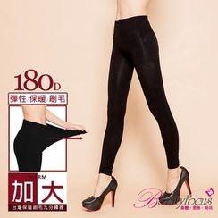 Beauty Focus - Fleece-Lined Shaping Leggings