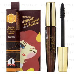 Farm Stay - Princess Curl and Longlash Mascara (Black)