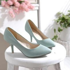 Pastel Pairs - Pointy Pumps