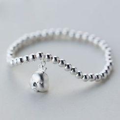 A'ROCH - 925純銀小雞珠飾手鏈