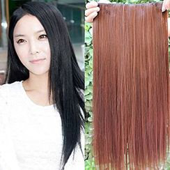 MyLady - Clip-On Hair Extension - Straight