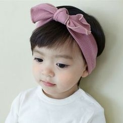 March Daisy - Kids Bow Accent  Head Band