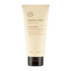 The Face Shop - Mango Seed Silk Moisturizing Cleansing Foam 300ml