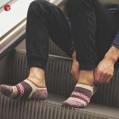 Socka - Ethnic-Print Socks
