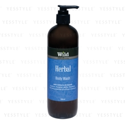 Wild - Herbal Body Wash