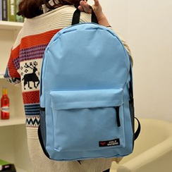 AIQER - Plain Backpack