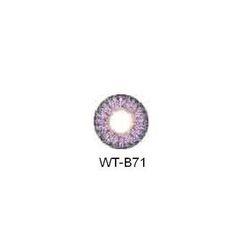 GEO - Magic Color Lens WT-B71 (Xtra 3 Tone Purple) [P-0.00 ONLY]