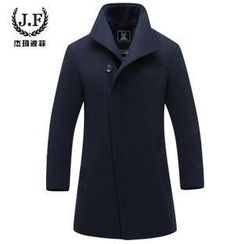 JIBOVILLE - Wool-Blend Coat