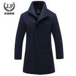JIBOVILLE - 羊毛混纺大衣