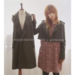 GOROKE - Two-Way Trench Coat