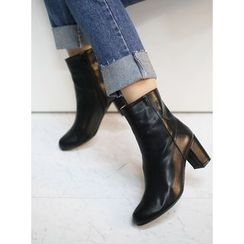 STYLEBYYAM - Ankle-Length Boots