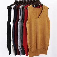 City of Dawn - Knit Vest
