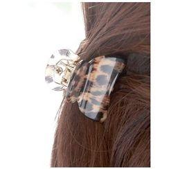 Miss21 Korea - Leopard Hair Clamp