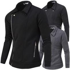 Blueforce - Asymmetric Zip Jacket