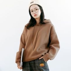 Forest Girl - Plain Oversized Hoodie