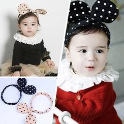 Aurabe - Kids Polka Dot Headband
