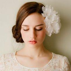 Neostar - Bridal Rosette Hair Clip