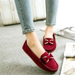 YIVIS - Bow Loafers