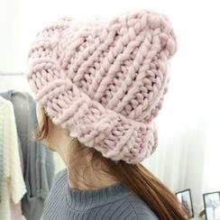 Dodostyle - Chunky-Knit Beanie