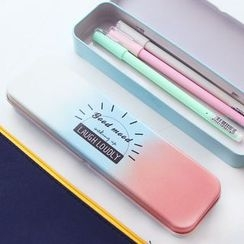 YouBuy - Lettering Gradient Pencil Case