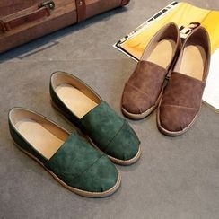 Shoeland - Plain Slip Ons