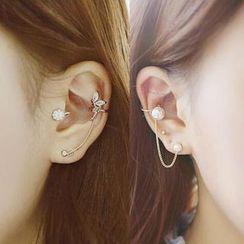 Ticoo - Earring with Ear Cuff