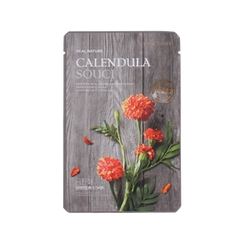 The Face Shop - Real Nature Calendula Mask Sheet 1pc