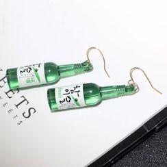 HEDGY - Beer Bottle Earrings