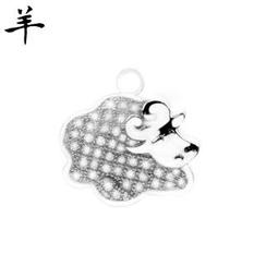 Glamagem - 12生肖動物吊飾 - 美羊羊