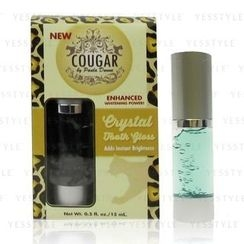 Cougar Beauty Products - Cougar Crystal Tooth Gloss (Apple) (Green)