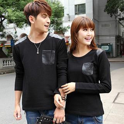 Igsoo - Couple Long-Sleeve T-Shirt