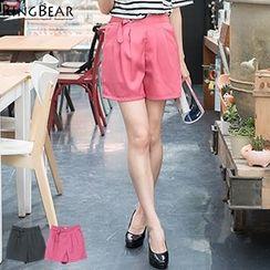 RingBear - Pleated Shorts