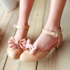 YOUIN - Bow-Accent Pumps
