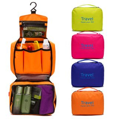 Fancy Mansion - Travel Toiletry Bag