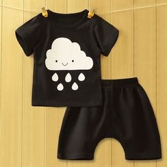 Madou - Babies Set: T-Shirt + Shorts