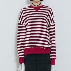 Heynew - 条纹套衫