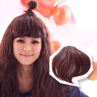 clair beauty hair fringes wavy yesstyle