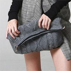 JVLLY - Knit Clutch