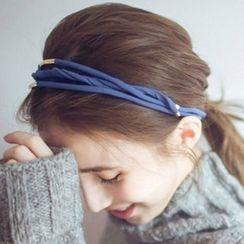 Hush Hush - Layered Headband