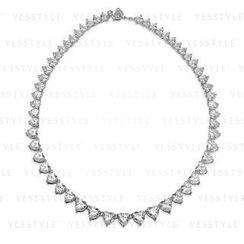 Glam-it! - Zillionaire Heart Bling Necklace