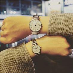 InShop Watches - Steel Bracelet Watch